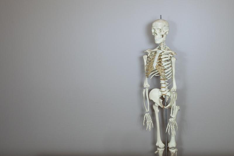Office Skeleton